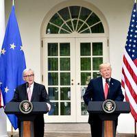 Trump se impacienta con la 'lentitud europea' y vuelve a amenazar con aranceles del 25 % a los coches europeos