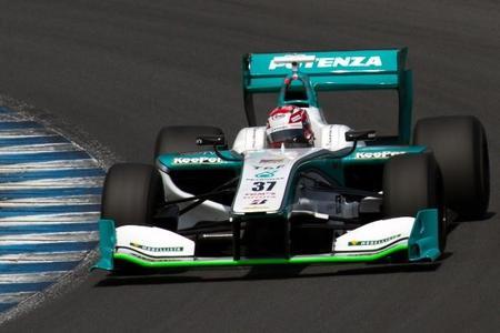 Super Formula motor Toyota