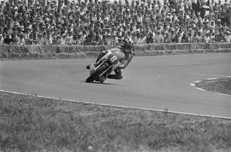 Ginger Molloy Kawasaki 500cc 1970