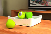 Apple remote: un mando muy estético y diferente
