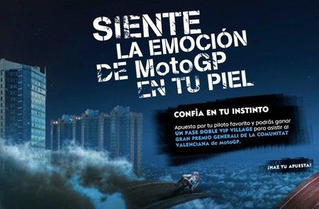 ¡Gana un pase doble de VIP Village para el GP de Valencia!