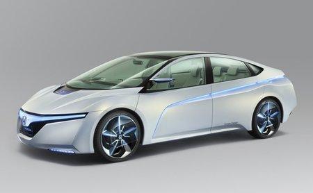 Novedades de Honda para el Salón de Tokio: un híbrido enchufable y dos eléctricos
