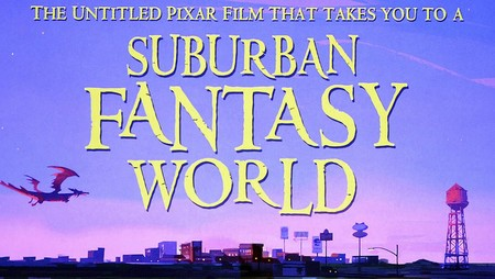 Suburban Fantasy World