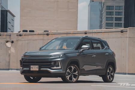 JAC Sei4 Pro, a prueba: diseño sofisticado y tecnología de seguridad en un SUV armado en México