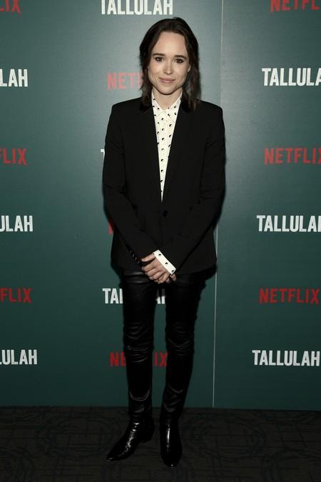 Ellen Page altura