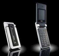 Nec N500is, más delgado que el Motorola V3