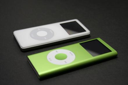 Nuevo iPod nano, de cerca