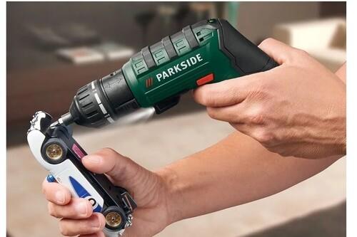Ofertas en herramientas Lidl: atornilladores, taladros o martillos Parkside a mejor precio