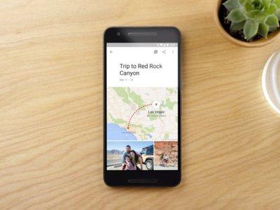 Google Photos estrena la creación inteligente y automática de álbumes