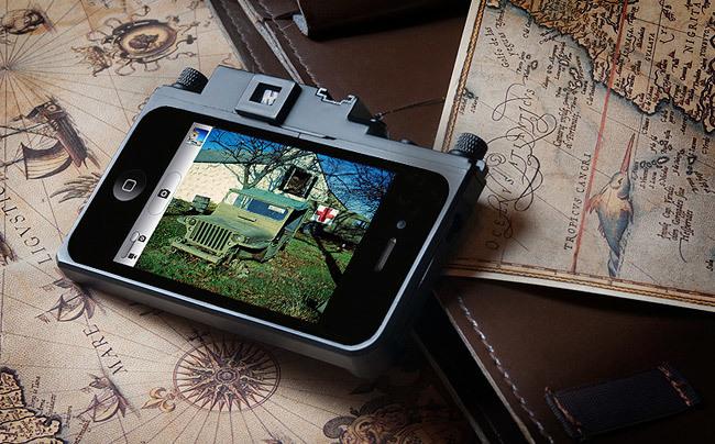 Gizmon Leica iPhone case