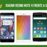 Mejores phablets de gama media/alta a las que se enfrenta el nuevo Xiaomi RedMi Note 4