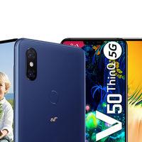 Todos los teléfonos 5G que ya se pueden comprar en España y los que esperamos en que lleguen 2019