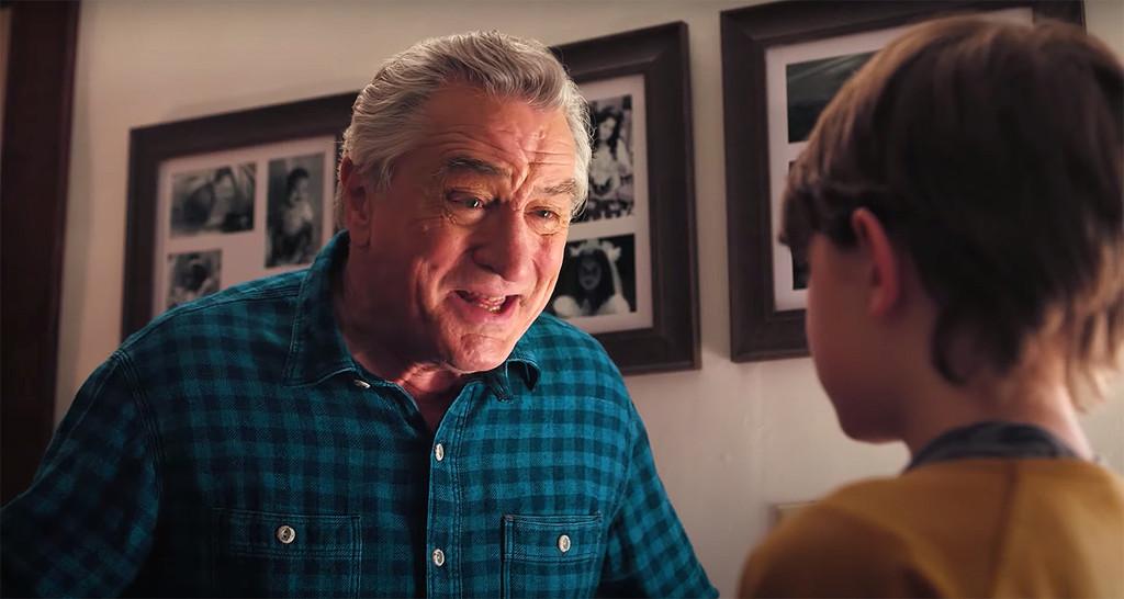 'The War With Grandpa': Robert de Niro se enfrenta a su nieto en el tráiler de su regreso a la comedia