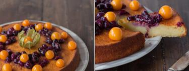 Tarta de ricotta o requesón, receta de postre para los amantes de las tartas de queso