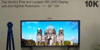 ¿Una tele con resolución 10K? Pues ya existe y es de BOE