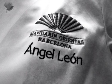 El exclusivo menú del mar del chef Angel León