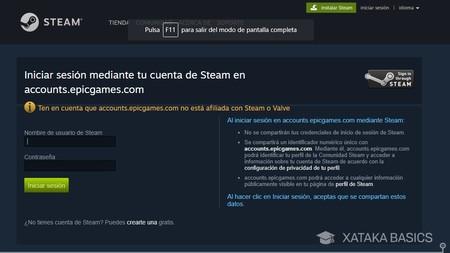 Continuar Steam