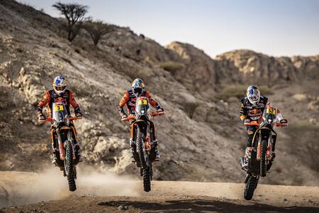 Ktm Dakar 2021