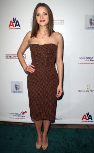 Marion Cotillard en la gala US Ireland Alliance Pre-Oscar 2009