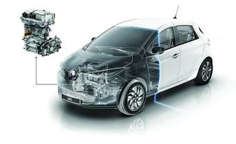 El nuevo motor del Renault ZOE sumará 30 kilómetros más a su autonomía