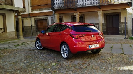 Opel Astra 2020 motores