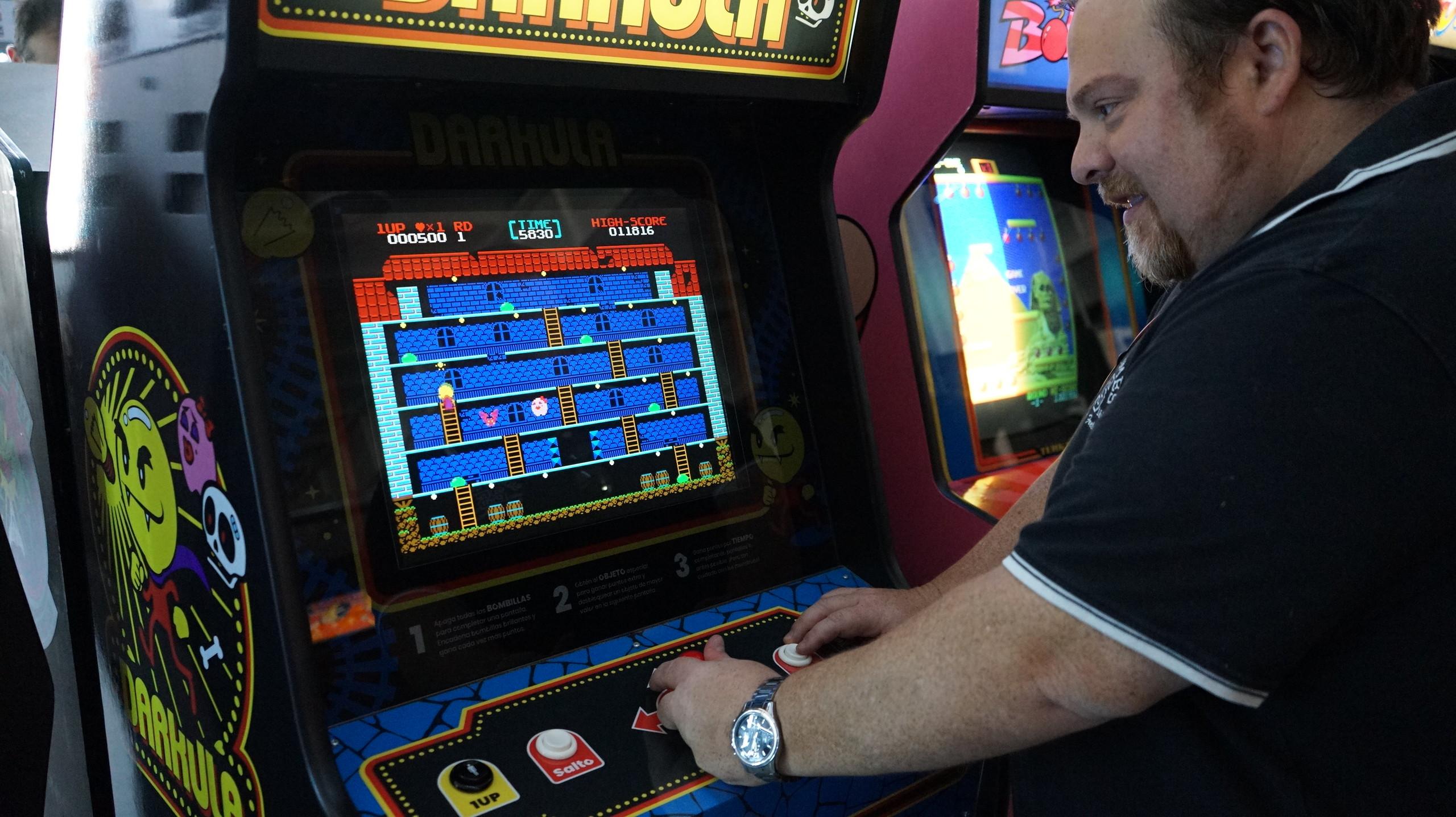 Foto de Museo máquinas Arcade (22/46)