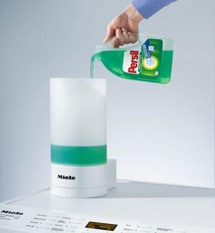 Miele LiquidWash, la lavadora que calcula la cantidad de jabón que necesita