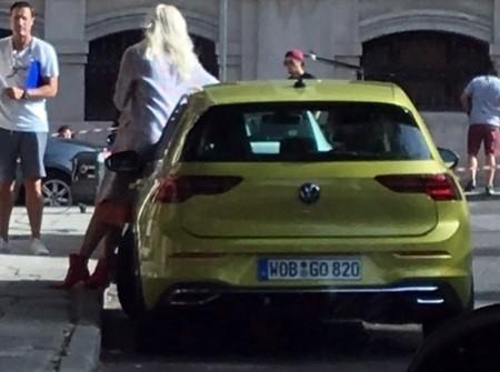 Volkswagen Golf 2020 Espia 9