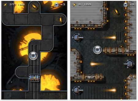 Dark Nebula, uno de los mejores juegos que hay ahora mismo en la App Store