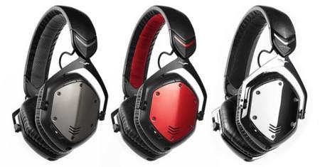 Crossfade Wireless, los auriculares de V-Moda con Bluetooth: Análisis