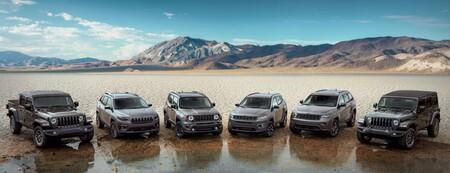 Jeep 80th Anniversary Edition 2021