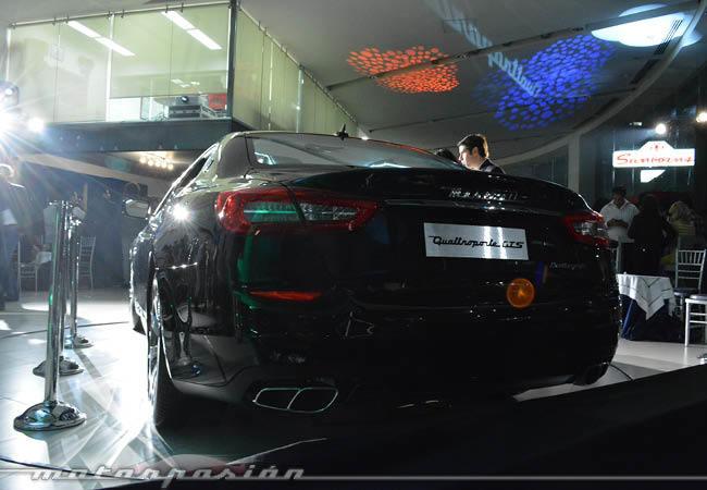 Foto de Maserati Quattroporte en México (3/6)