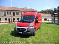 Fiat Ducato, presentación y prueba en Italia (parte 1)