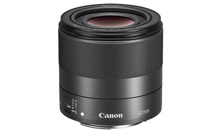Canon Ef M 32 Mm F14 Stm