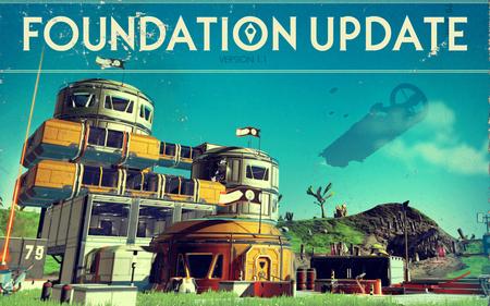 Foundation, la nueva actualización para No Man's Sky ya está disponible; nos permite crear bases y jugar en dos modos nuevos