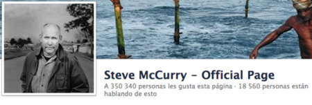 seguidores de McCurry
