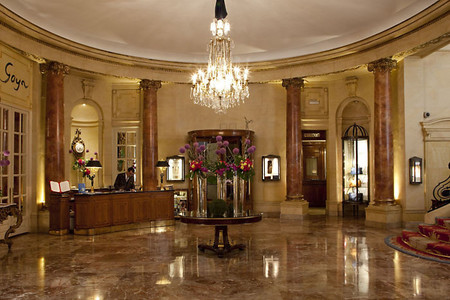 Hotelritz Lobby 1