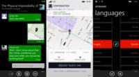 Uber, Telegram y Traductor reciben nuevas actualizaciones en Windows Phone
