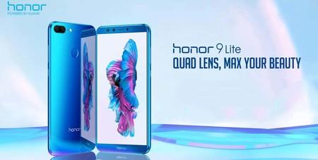Huawei Honor 9 Lite de 32GB, con cámara dual, por sólo 111 euros y envío gratis
