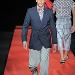 Foto 2 de 13 de la galería vivienne-westwood-primavera-verano-2010-en-la-semana-de-la-moda-de-milan en Trendencias Hombre