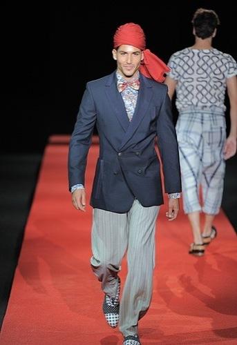 Vivienne Westwood, Primavera-Verano 2010 en la Semana de la Moda de Milán