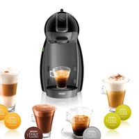 Cafetera Dolce Gusto De'Longhi con 6 cápsulas de café Nescafé por 33,08 euros y envío gratis en Amazon