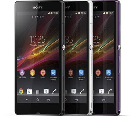 Sony Xperia Z, todos sus primeros vídeos y comparativas con toda la gama alta del mercado