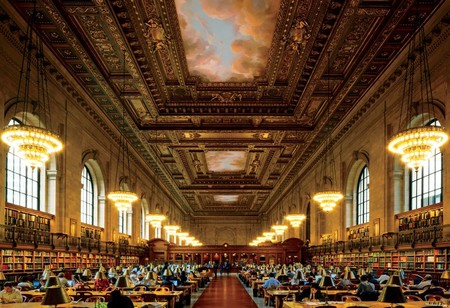 Biblioteca Nueva York
