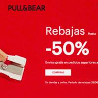 Las rebajas de Pull&Bear ya han comenzado en su tienda online