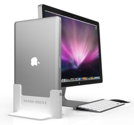 Henge Docks se trae a España sus accesorios para productos Apple