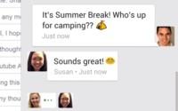 Cinco características que Google podría mejorar en Hangouts