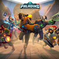 Paladins: Champions of the Realm pasa a ser free-to-play en Nintendo Switch