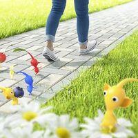 Se dan a conocer los primeros detalles del juego de Pikmin para móviles: misiones diarias, actividades para pasear y mucho más