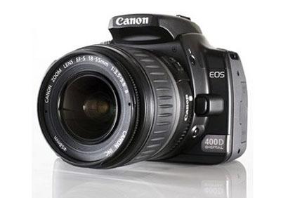 Nuevo firmware para la Canon 400D